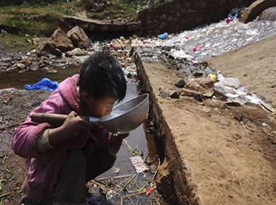 بيمارى هاى ناشى از مصرف آب آلوده