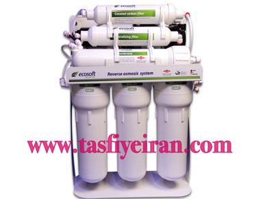 عیب یابی و تعمیر دستگاه تصفیه آب خانگی