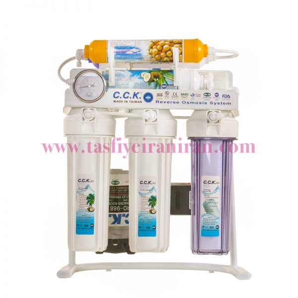 دستگاه تصفیه آب سی کا