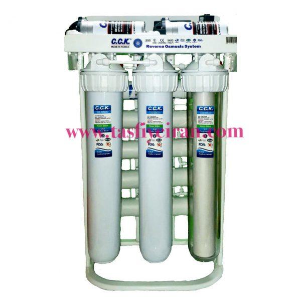 تصفیه آب نیمه صنعتی