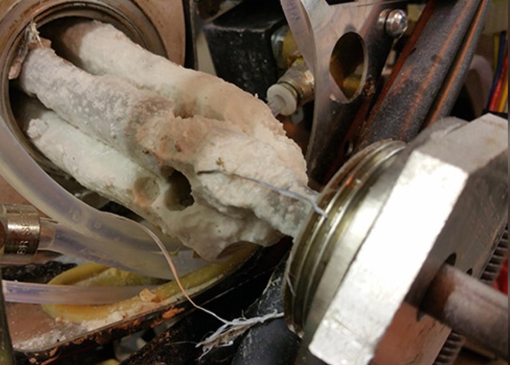 عواقب نداشتن دستگاه تصفیه آب برای قهوه اسپرسو