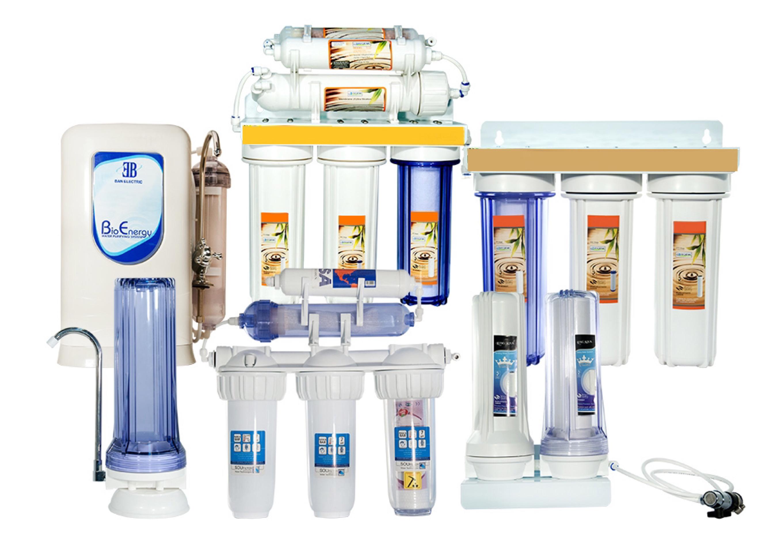 دستگاه تصفیه آب UF , تصفیه آب بدون برق
